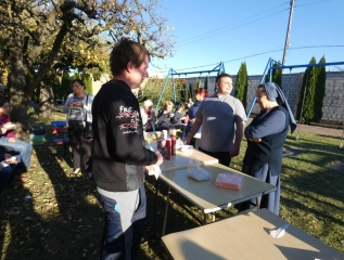 Specjalny Ośrodek Wychowawczy - Piknik integracyjny