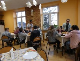 Specjalny Ośrodek Wychowawczy - Bal karnawałowy w Ignacowie