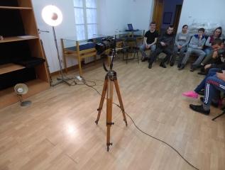 Specjalny Ośrodek Wychowawczy - Warsztaty fotograficzne  Muzeum Regionalnym