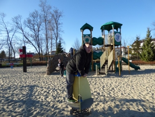 Specjalny Ośrodek Wychowawczy - Atrakcje w parku miejskim