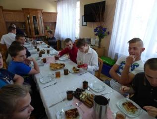Specjalny Ośrodek Wychowawczy - Uroczysta kolacja