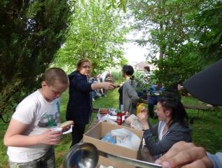 Specjalny Ośrodek Wychowawczy - Wizyta w szkółce jeździeckiej w Turzych Rogach