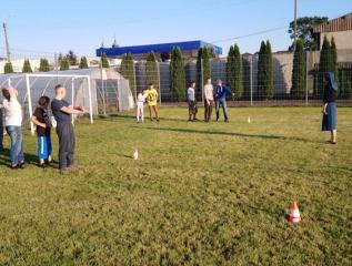 Specjalny Ośrodek Wychowawczy - Zajęcia sportowe z S. Magdaleną