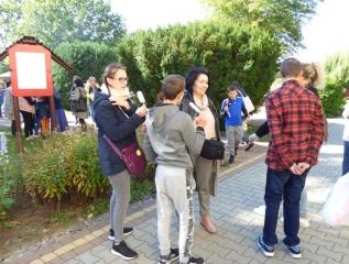 Specjalny Ośrodek Wychowawczy - Jesienny piknik w Ignacowie