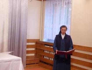 Specjalny Ośrodek Wychowawczy - Msza Święta z okazji uroczystości Św. Michała Archanioła