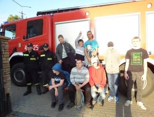 Specjalny Ośrodek Wychowawczy - Alarm przeciwpożarowy