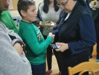 Specjalny Ośrodek Wychowawczy - Imieniny naszej Siostry Barbary