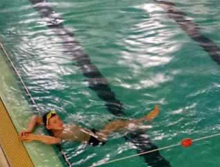 Specjalny Ośrodek Wychowawczy - Zajęcia na pływalni