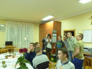 Specjalny Ośrodek Wychowawczy - Imieniny Pani Agatki i konkurs karaoke