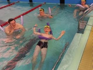 Specjalny Ośrodek Wychowawczy - Ruszyły zajęcia na pływalni