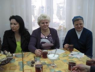 Specjalny Ośrodek Wychowawczy - Misterium Wielkopostne - spotkanie z pracownikami Ośrodka
